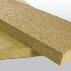 Ais lamiento con lana de roca mineral de 80mm de espesor como valor medio para toda la envolvente exterior no acristalda.