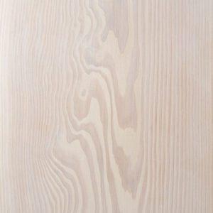 Tarima  flotante de madera de roble sobre lámina antimpacto. Carpinteria interior en madera natural barnizada a poro abierto.
