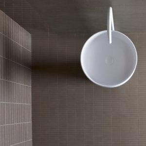 Cuartos de baño con sanitarios cerámicos estéticos y funcionales